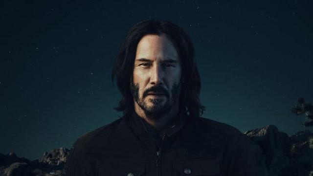 Keanu Reeves: Os Seres humanos estão se libertando da 'Matrix'.