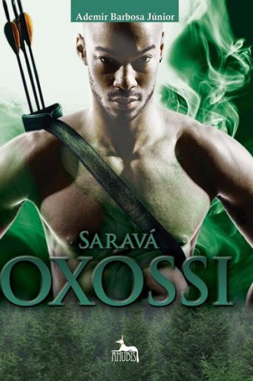 Livro Saravá Oxossi