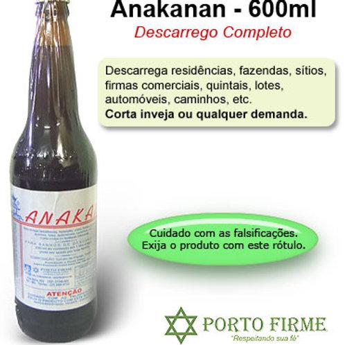 Banho Anakanan - 600 ml