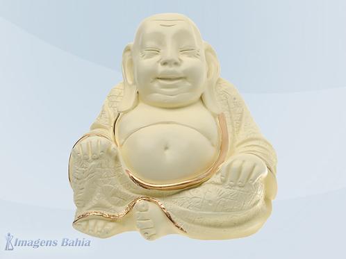 Buda Manto Trabalhado - 25cm