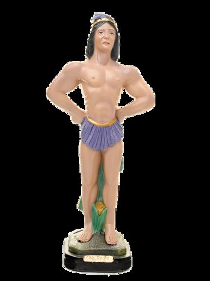 Caboclo Roxo - 20 cm