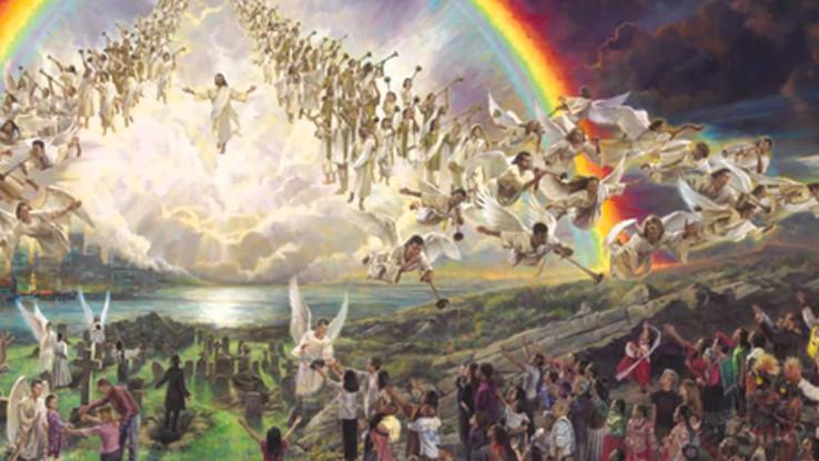 Arrebatamento e a Experiência Religiosa