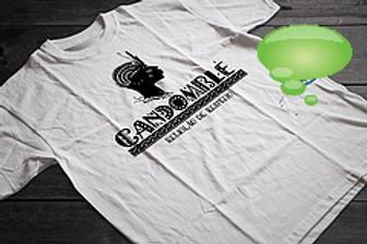 Camiseta Candomblé
