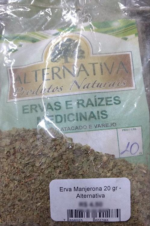 Manjerona - Erva Medicinal - Chás e Banhos - Alternativa