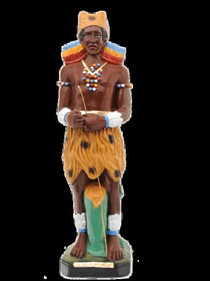 Caboclo Pantera Negra - 20 cm