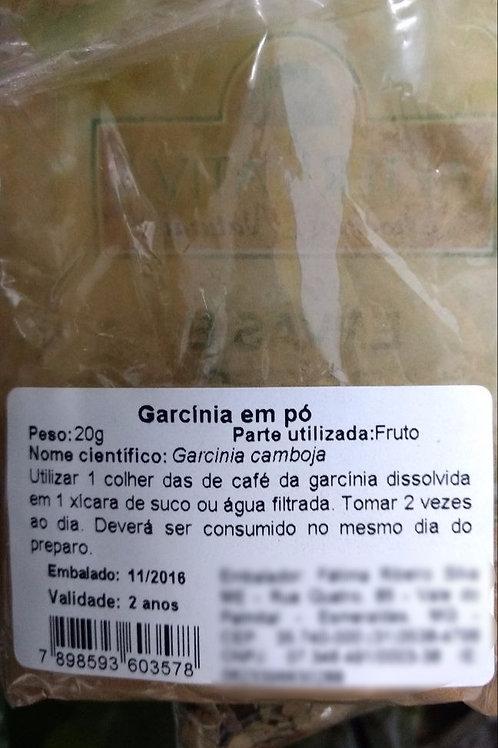 Garcínia (pó) - Erva Medicinal - Chás e Banhos - Alternativa