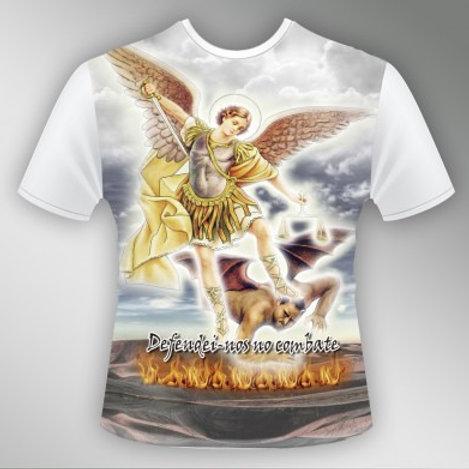 Camiseta São Miguel - Unissex