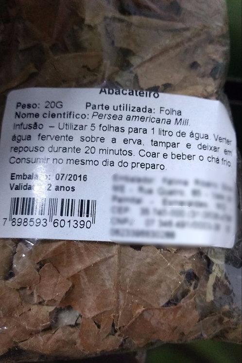 Abacateiro (folha) - Erva Medicinal - Chás e Banhos - Alternativa