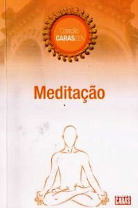 Livro Meditação - Coleção Caras Zen