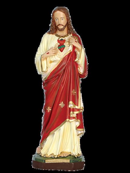 Coração de Jesus - 40 cm