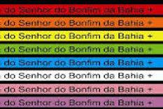 Fita Lembrança do Senhor do Bonfim - metro