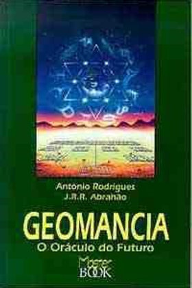 Livro Geomancia - O Oraculo do Futuro