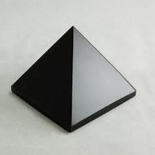 Pirâmide Obsidiana Negra - Pequena