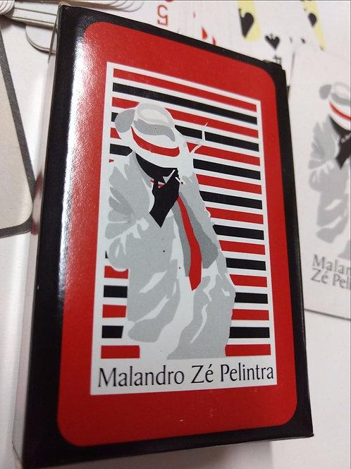 Baralho Malandro Zé Pelintra