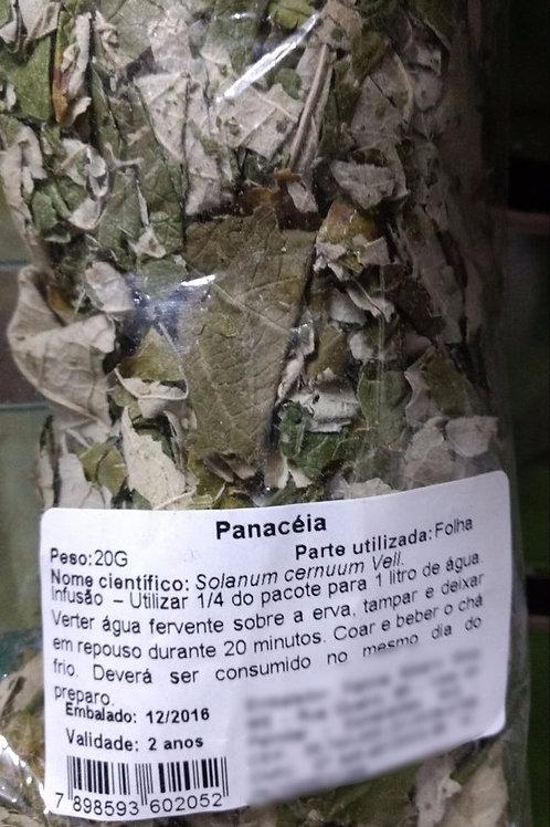 Panacéia - Erva Medicinal - Chás e Banhos - Alternativa