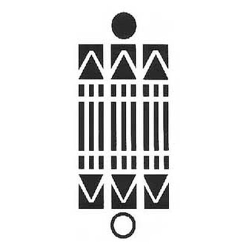 Adesivo Simbolo Luxor (Vários Tamanhos)