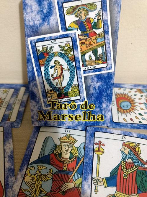 Baralho Tarot de Marselha