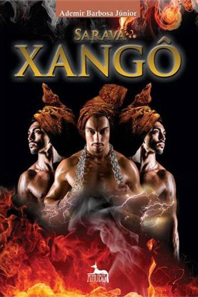 Livro Saravá Xango