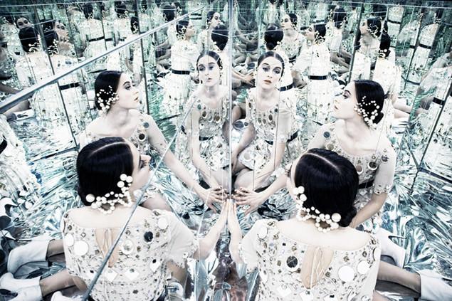 A sala de Espelhos