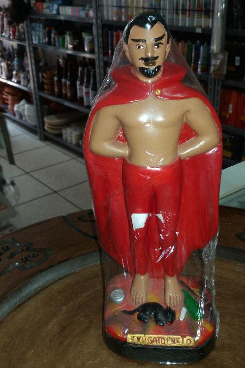 Exu Gato Preto - 22 cm