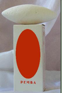 Pemba com Caixa - Unidade - Cores Variadas