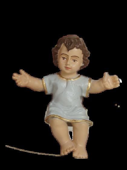 Menino Jesus (resina) - 10 cm