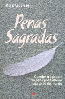 Livro Penas Sagradas