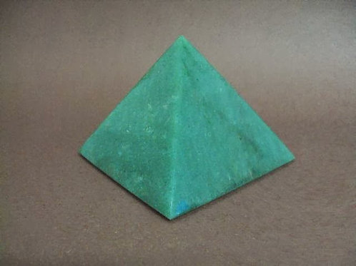 Pirâmide Quartzo Verde - Pequena