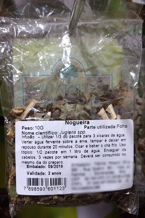 Nogueira - Erva Medicinal - Chás e Banhos - Alternativa