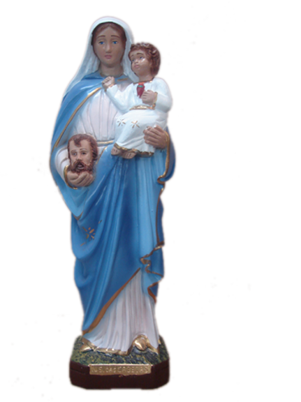 Nossa Senhora das Cabeças - 20 cm
