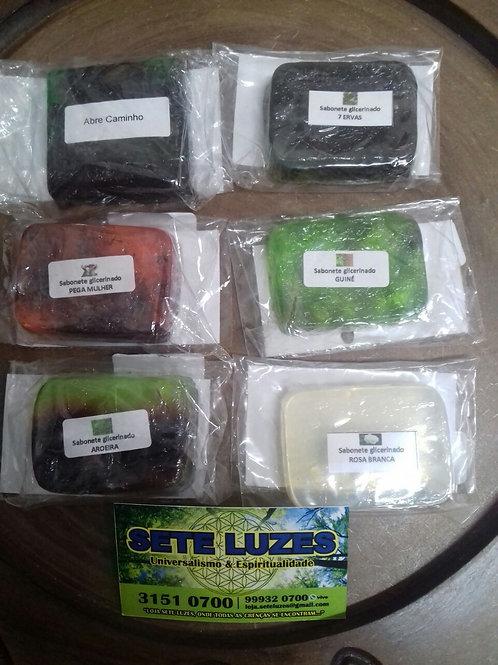 Sabonete de Ervas Glicerinado - Diversos