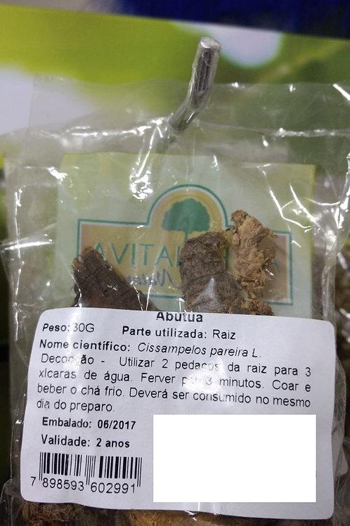 Abutua - Erva Medicinal - Chás e Banhos - Alternativa