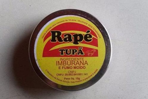 Rapé Tupã (Imburana, Ervas, etc...)