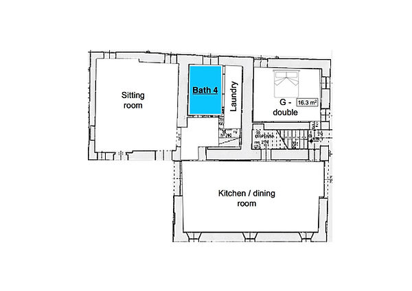 Plan groundfloor