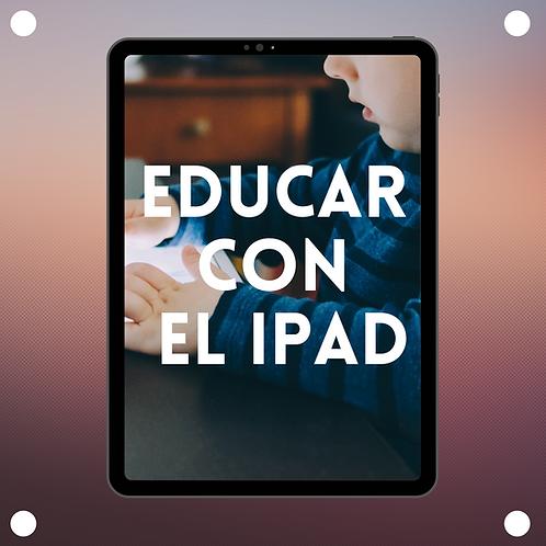 EDUCAR CON IPAD