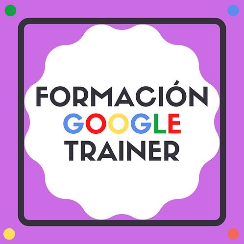 FORMACIÓN TRAINER