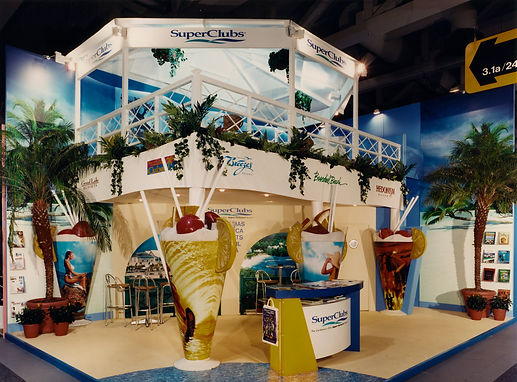 Exhibition Stand Double Decker : Double decker stands why go out when you can go up? exhibition