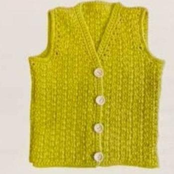 Crochet Pattern 6m-24m