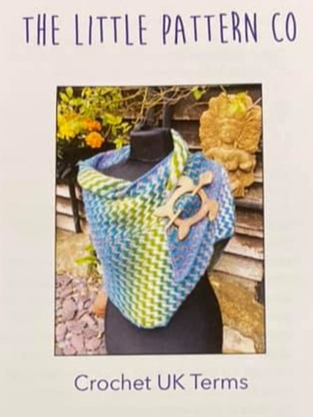 Crochet Scarf/Shawl Pattern