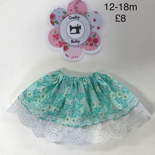 Skirt Ages 12-18 months
