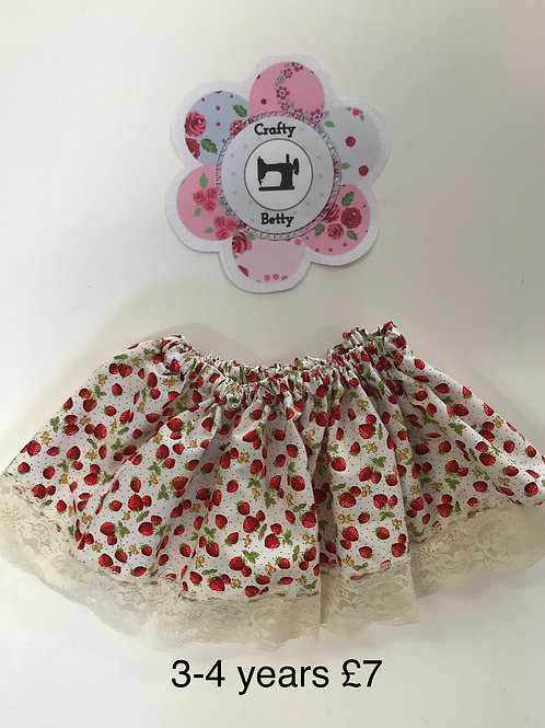 Skirt Age 3-4 years
