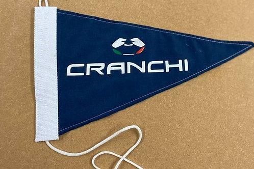 Tri-Colour Cranchi Pennant/Burgee