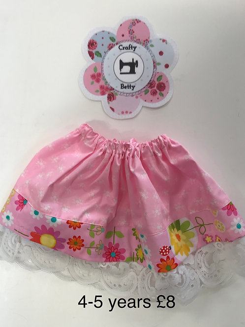 Skirt Age 4-5 Years