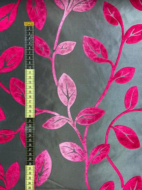 Fuschia Pink Silk Taffeta pm