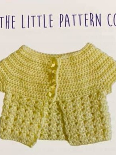 Knitted Cardigan 0-24m