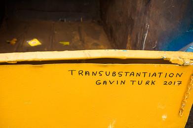 Gavin Turk 'Transubstantiation'