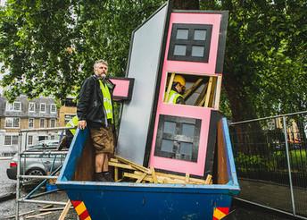 Richard Woods 'Upgrade'