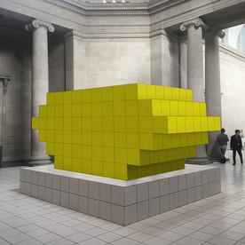 Skip at the Tate