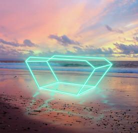 Neon Beach Skip