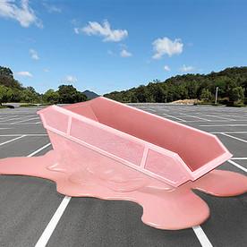 Melting Car Park